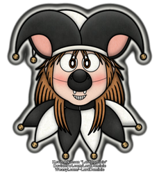 Skunk Boy, But He's a Jester This Time