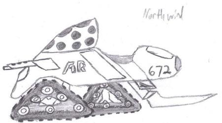 """MR ATV """"Northwind"""""""