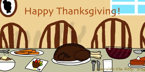 Happy Thanksgiving 2015!
