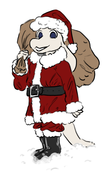 Most recent image: Penny Claus