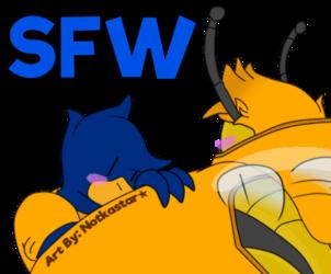 The Bird & The Bee [SFW Version]