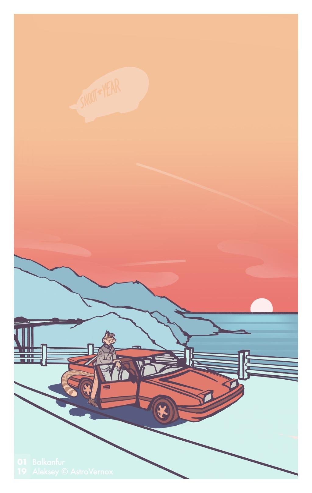 [COMM-ALT] SUNSET DRIVE