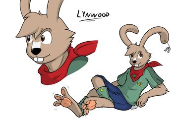 New Character: Meet Lynwood!