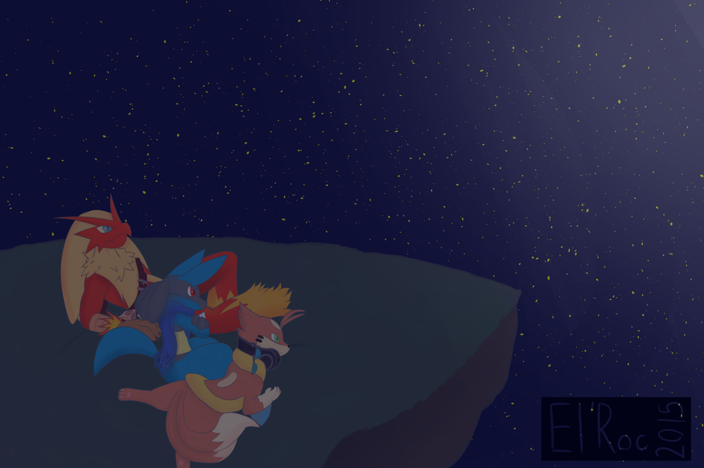 Most recent image: Stargazing