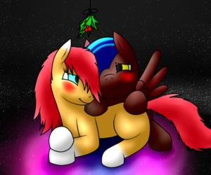 :giftart: Christmas with Vixy