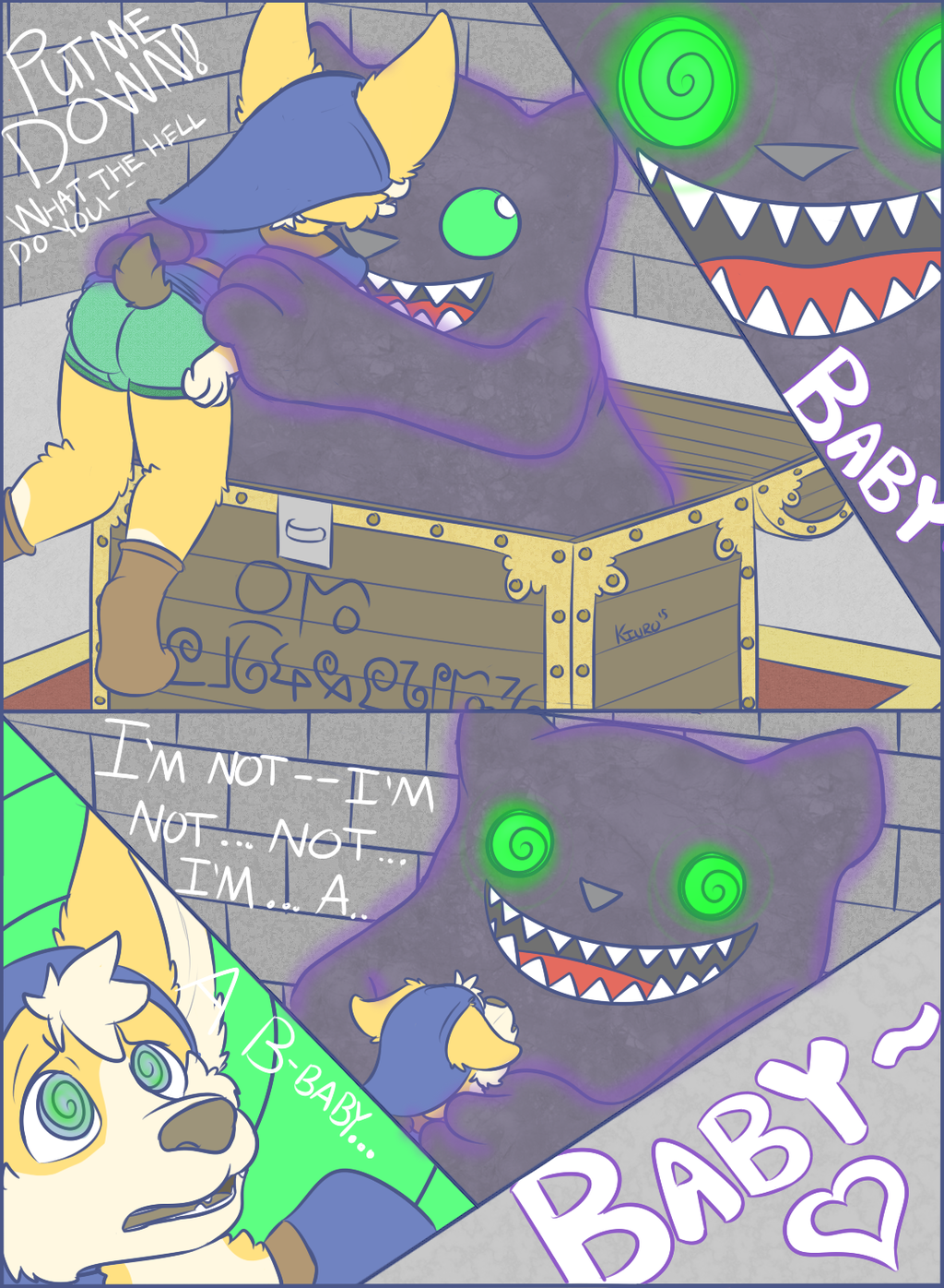 The Babymaker - Page 4
