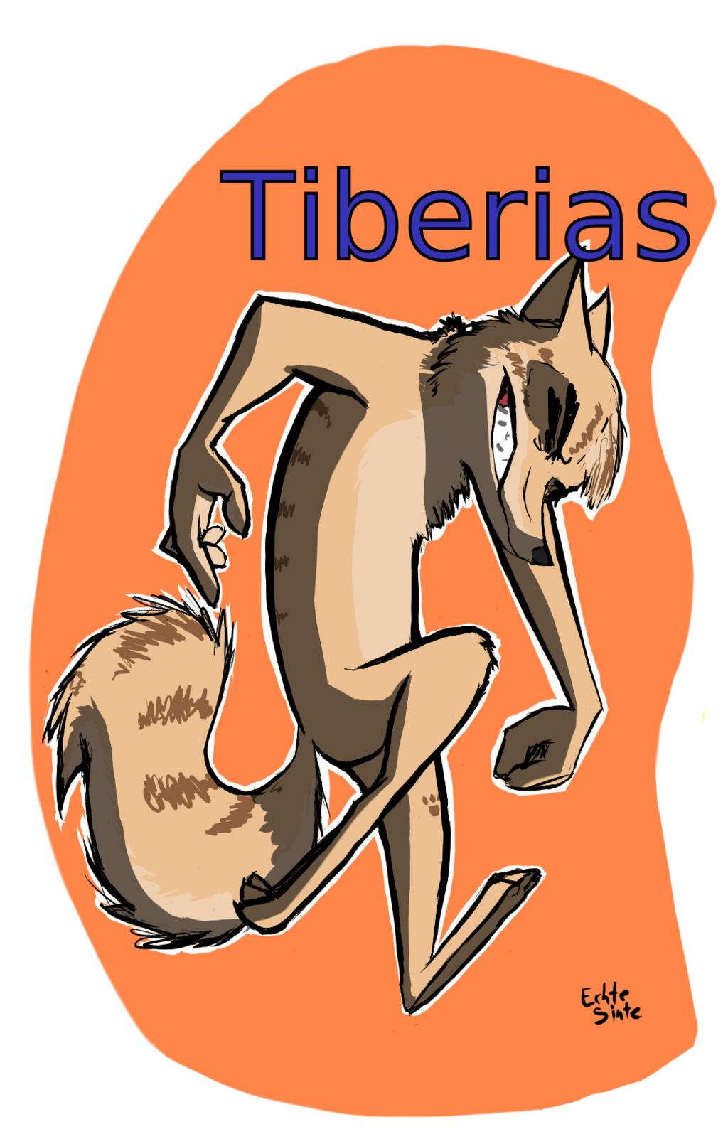 Tiberias Badge