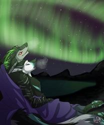 Sirius x Kujin-Aurora Borealis