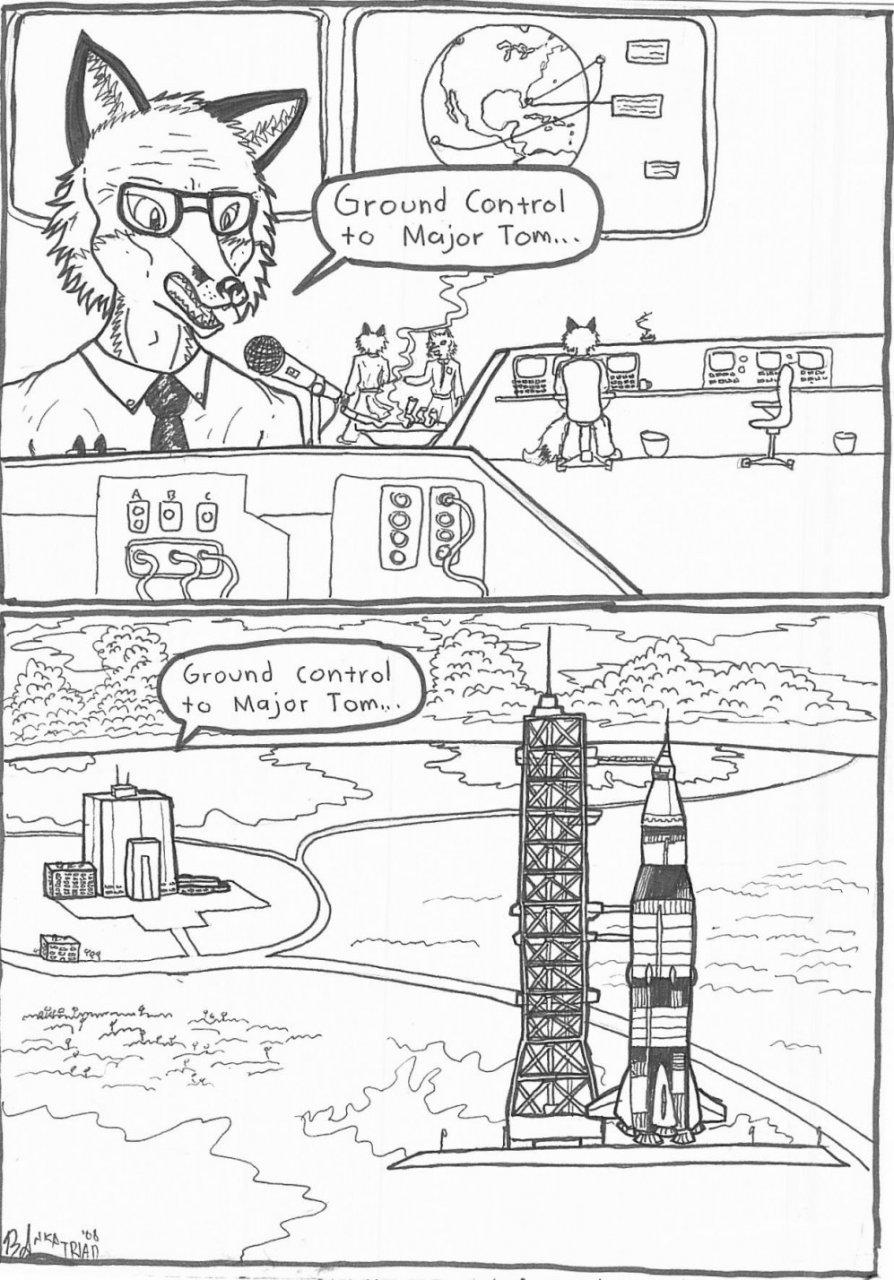 Major Tom (Page 1)