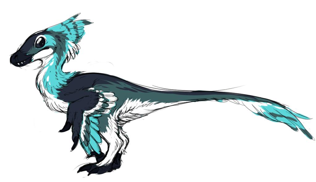 Most recent image: acheroraptor