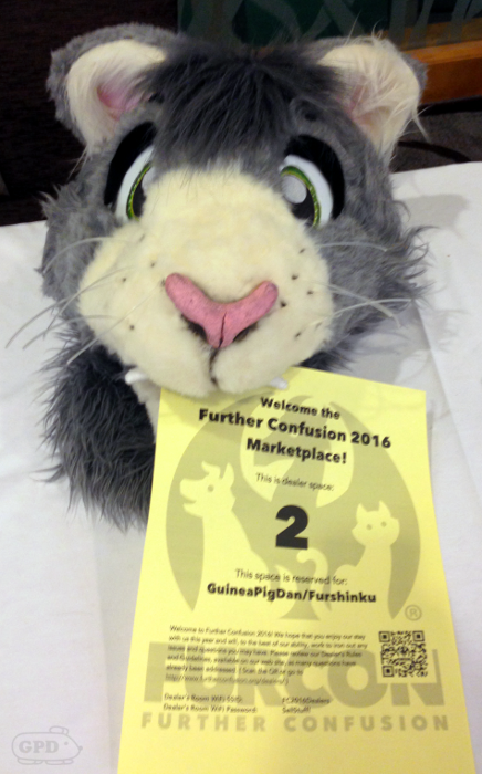 Peter at my market table (FC'16)