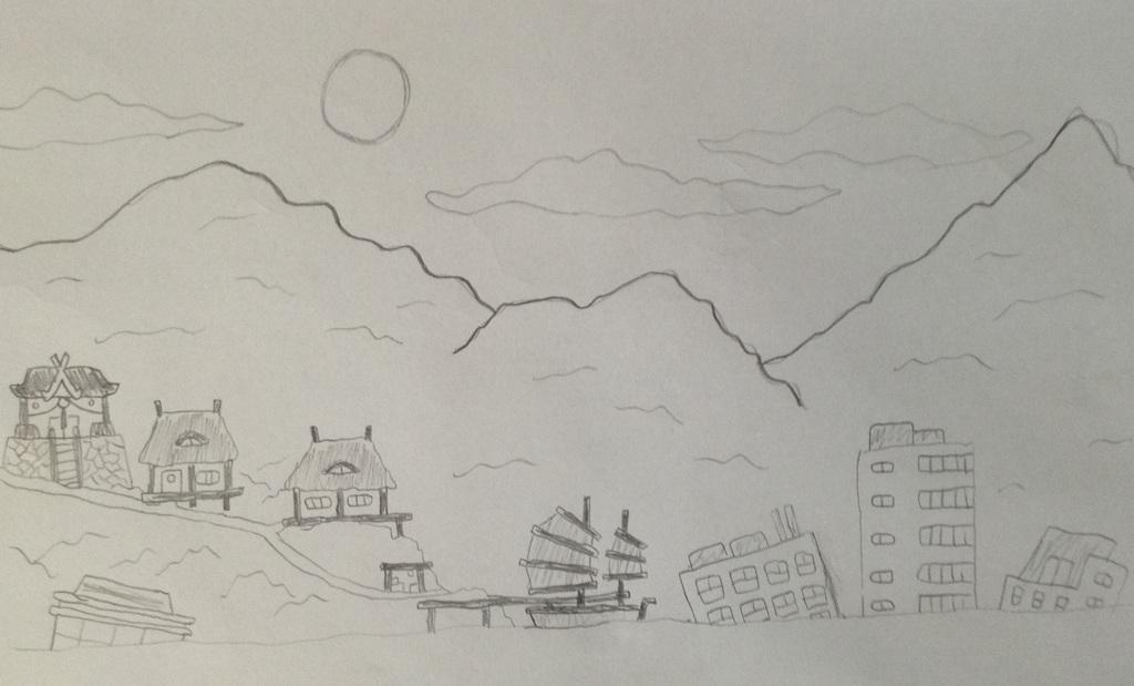 Simple Drawings (2)