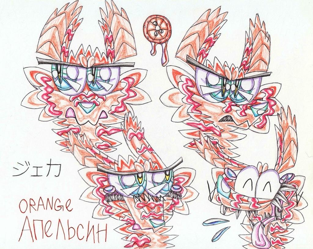 Orange-my new character