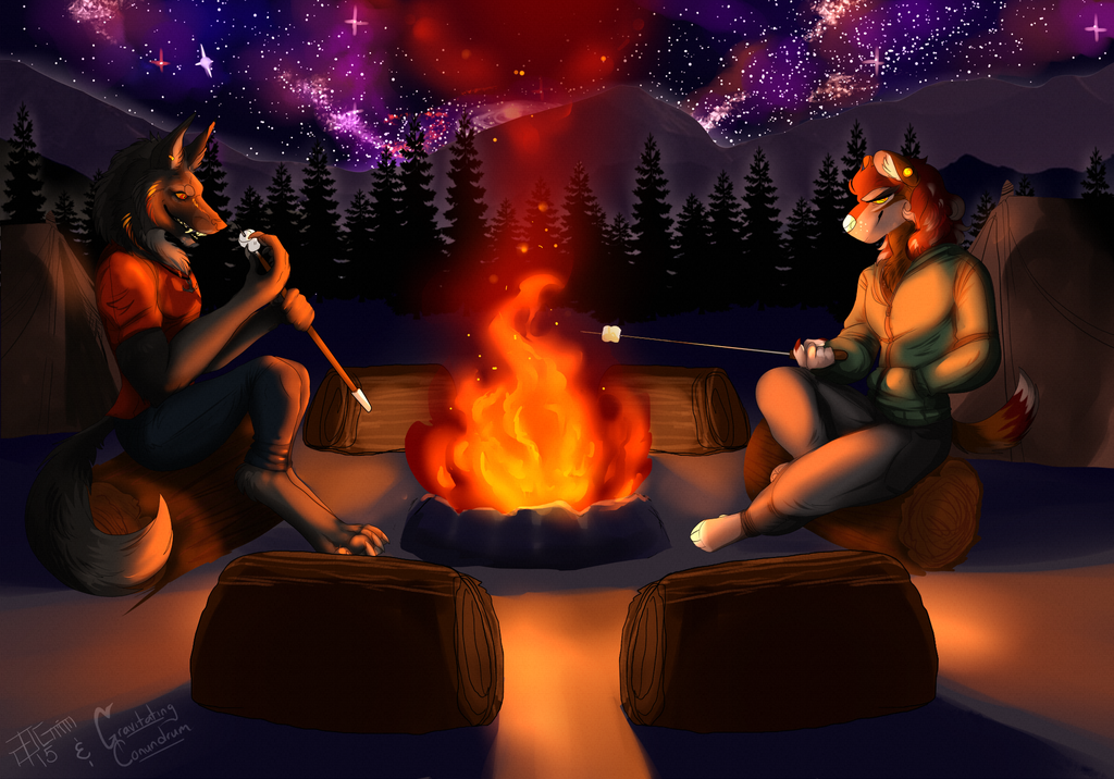 Most recent image: Collab: Starry Marshmallows
