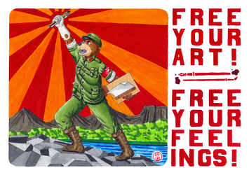 FREE YOUR ART!