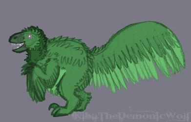 Lil' Raptor
