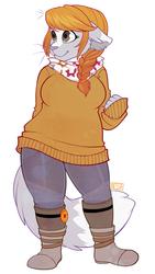 Orange and Foxes