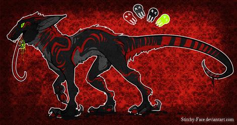 Trippshep demon wolf!