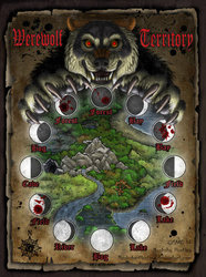 Werewolf Territory (Prediction Magic)