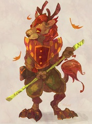 Inari (dungeons and dragons)