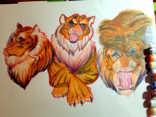.: Tigers :.