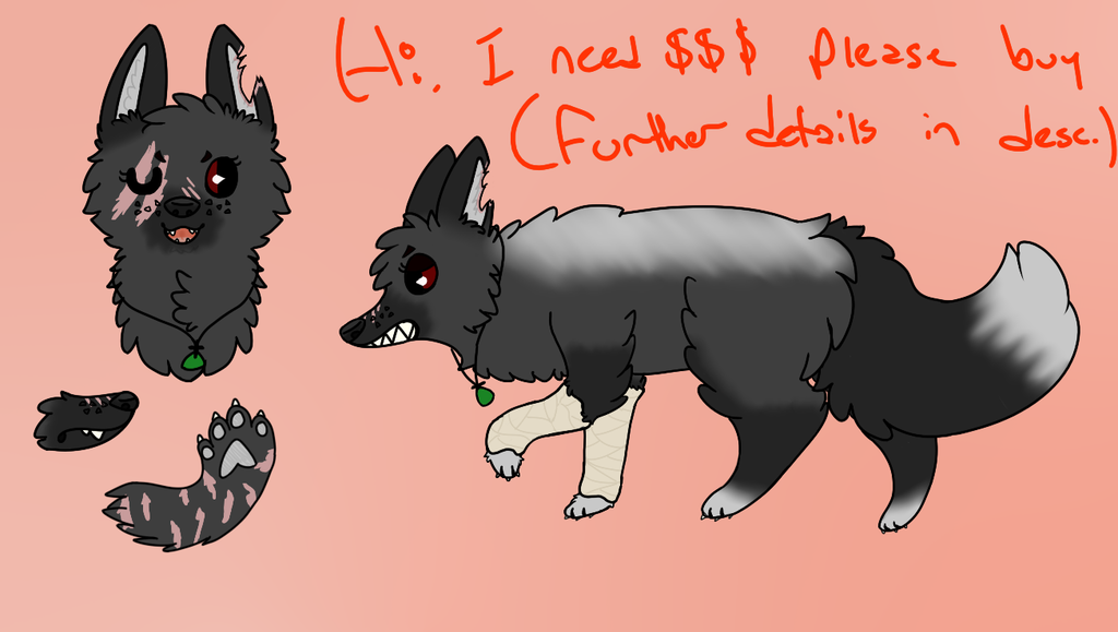 *OPEN* i need money buy this furry