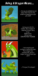 Being A Dragon... part 1