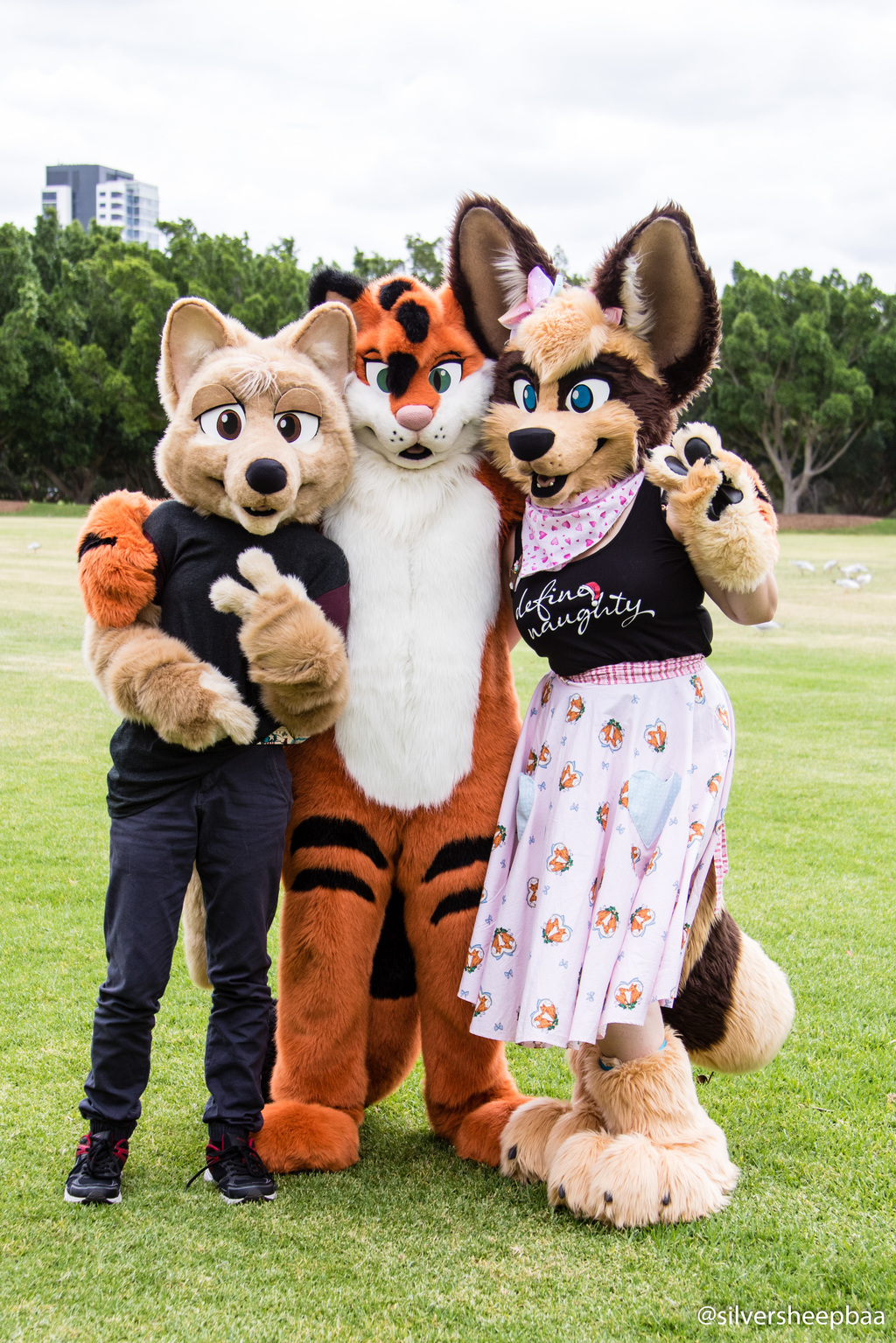 DecemFUR 2017: Seth, Kat Aclysm and Fritter