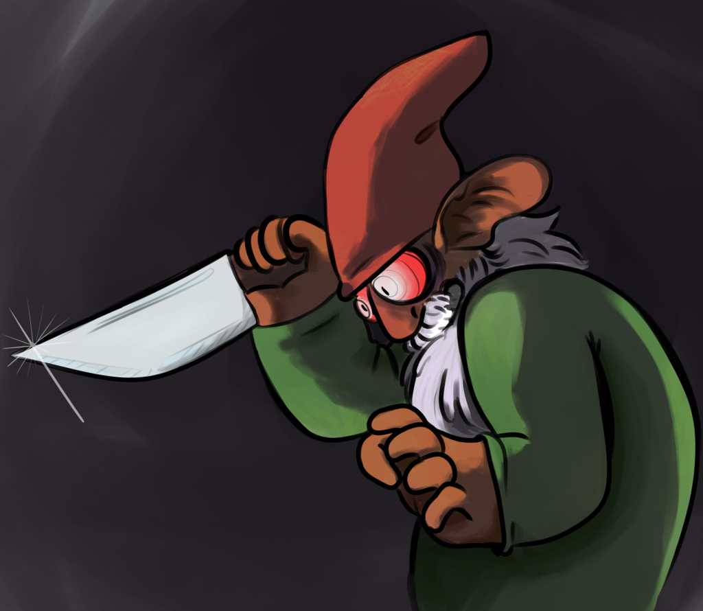 just a gnome