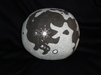 Full Moon Plush