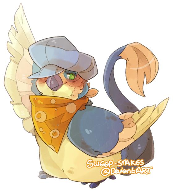 Chubird Chibi