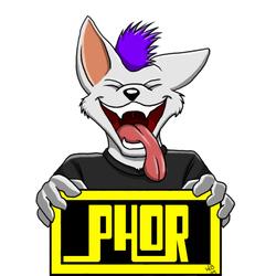 Phor's FC09 ConBadge