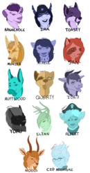 Freebie Headshots - Full Batch