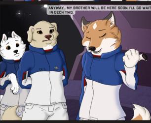 Project D.E -Comic Part 1- (Page 21)