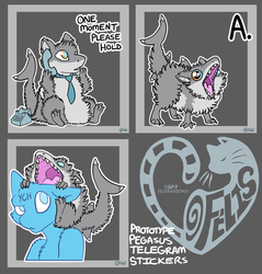 PrototypePegasus Telegram Stickers 3