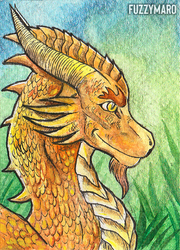 Dragon-ATC (ACEO)