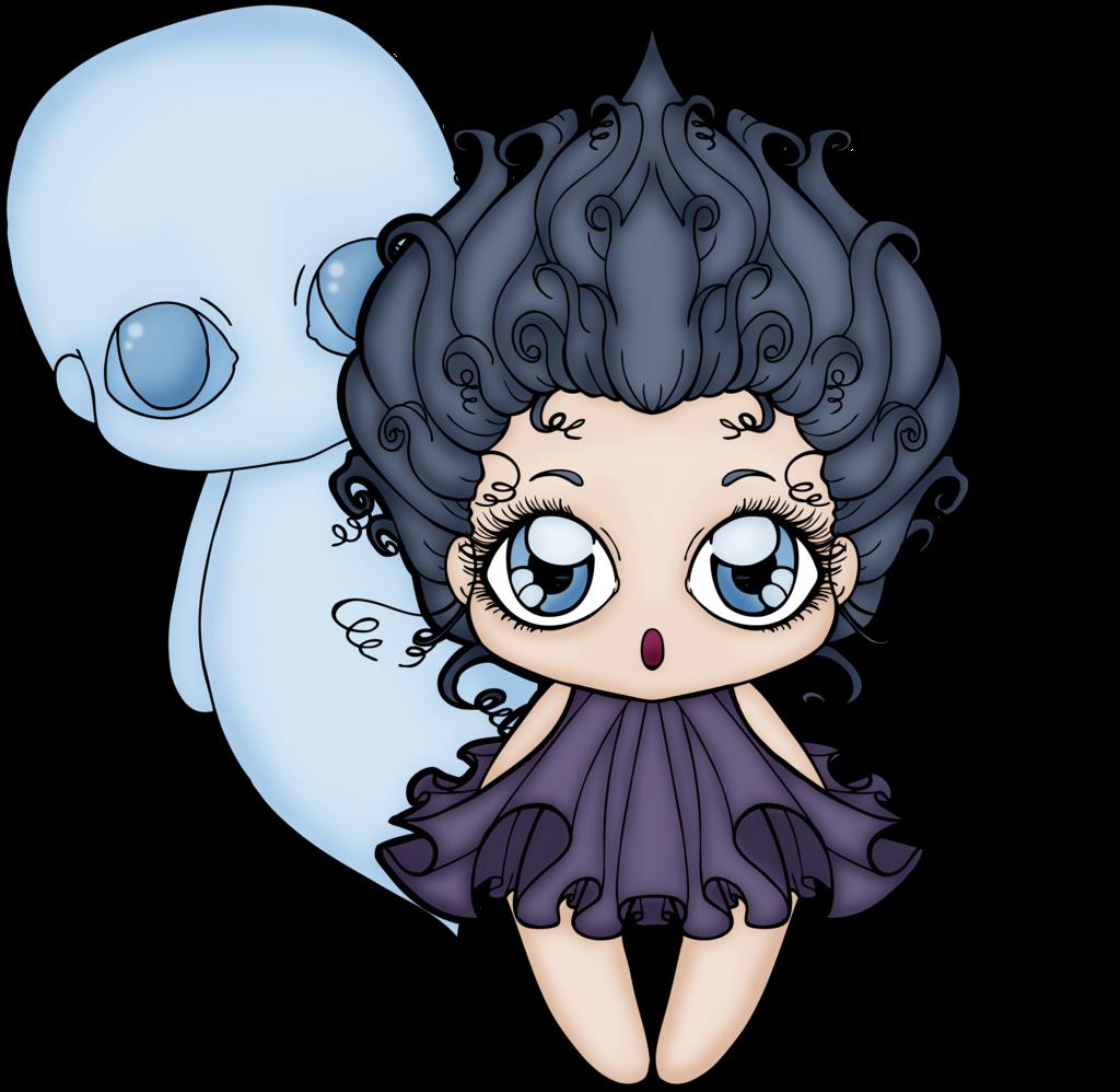 Chibi Ghost