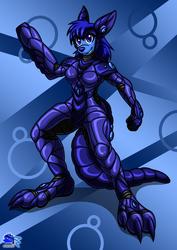 Primed Blue Roo