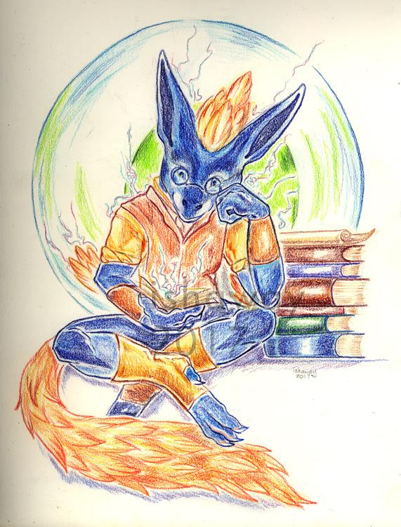 The scholar [com]