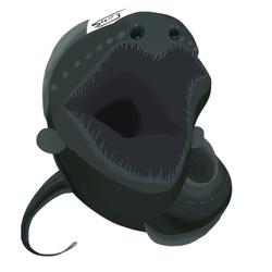 Gulper eel Practice