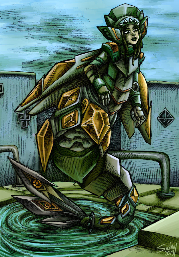 Most recent image: mechmaid