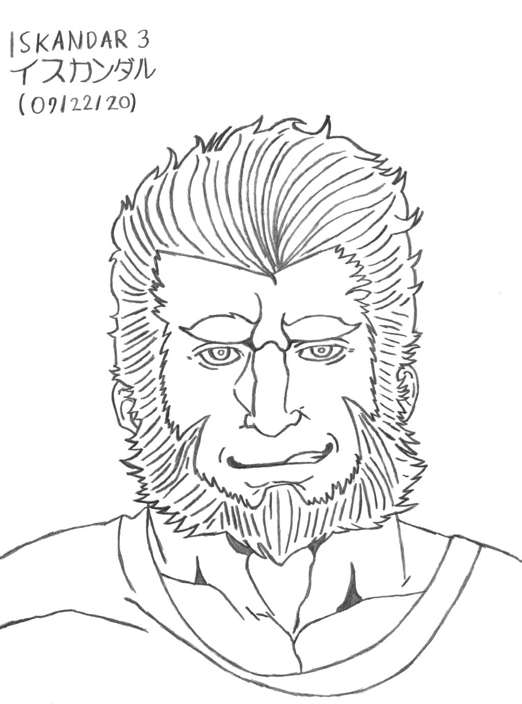 Iskandar 3