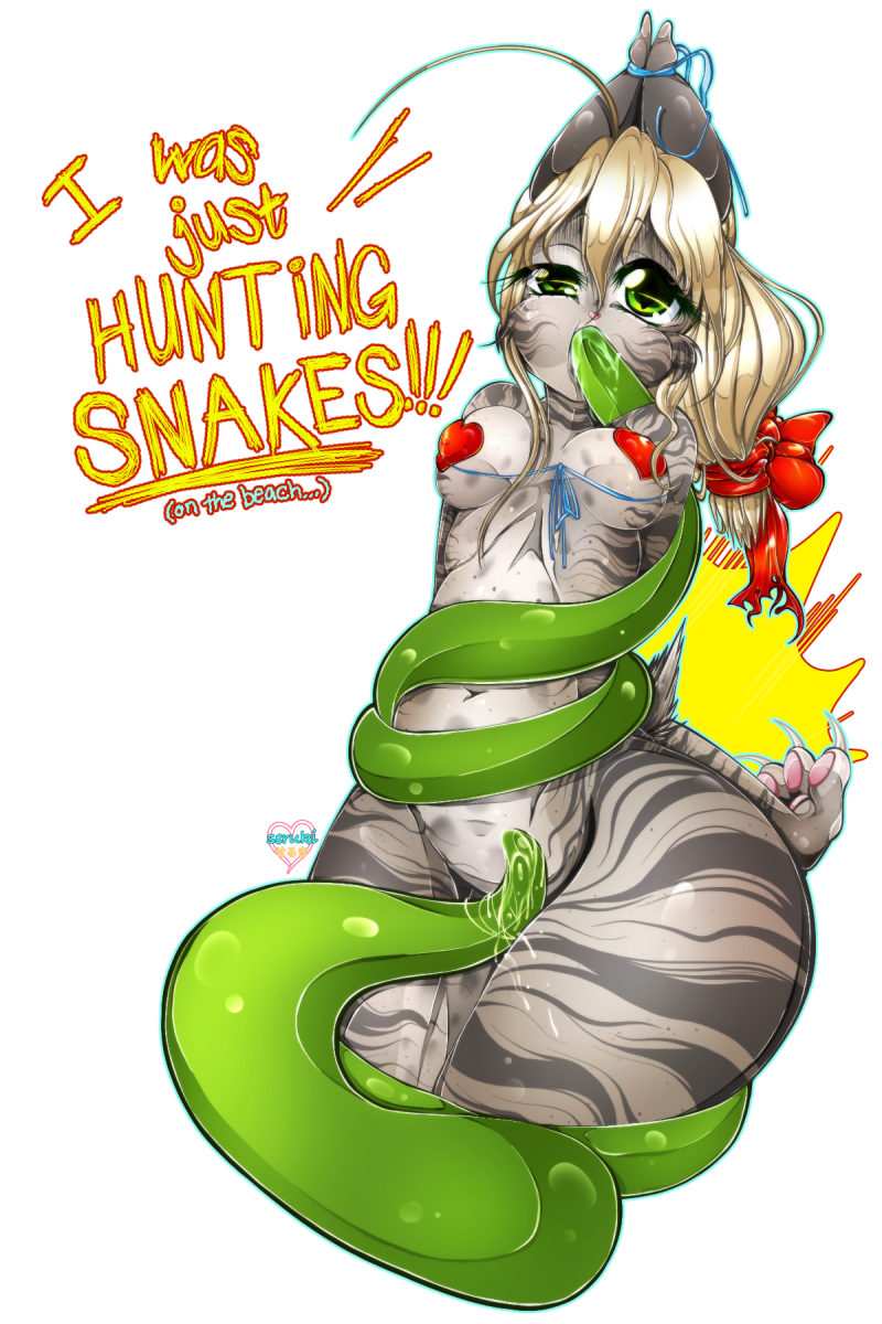 Most recent image: Hunting Snakes