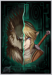 Updated Link and Link Wolf