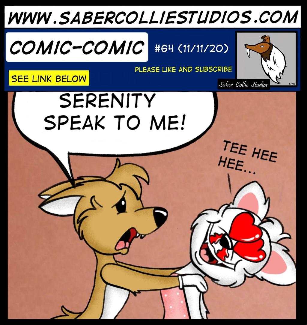 Comic-Comic #64 (11/11/20)