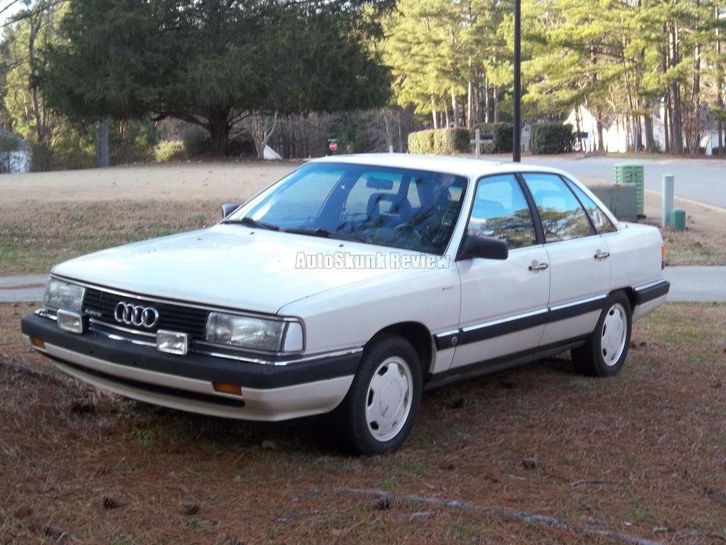 The Audi Quattro story final part (AutoSkunk Review)