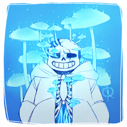Undertale: * You're Blue Now