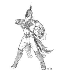 Demonian Tactical Mage