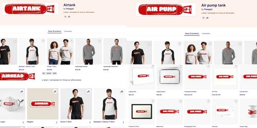 PoD Airtank, airhead, Air pump