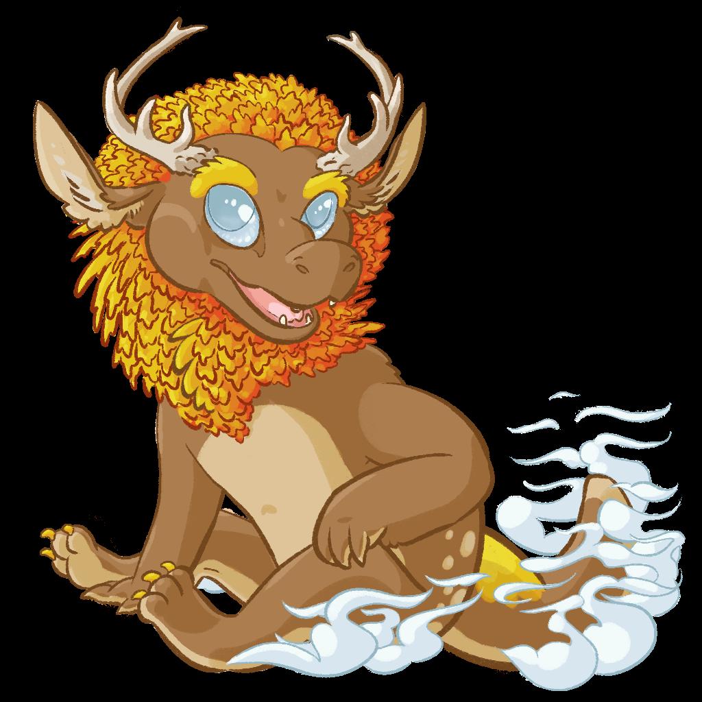 The Autumn Spirit- Chibi!